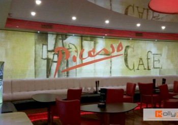 "Cafe ""Picasso"" Novi Travnik"